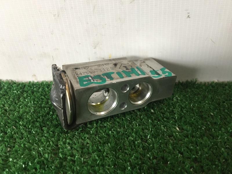 Клапан радиатора кондиционера Toyota Estima GSR55 2GRFE 2007 (б/у)