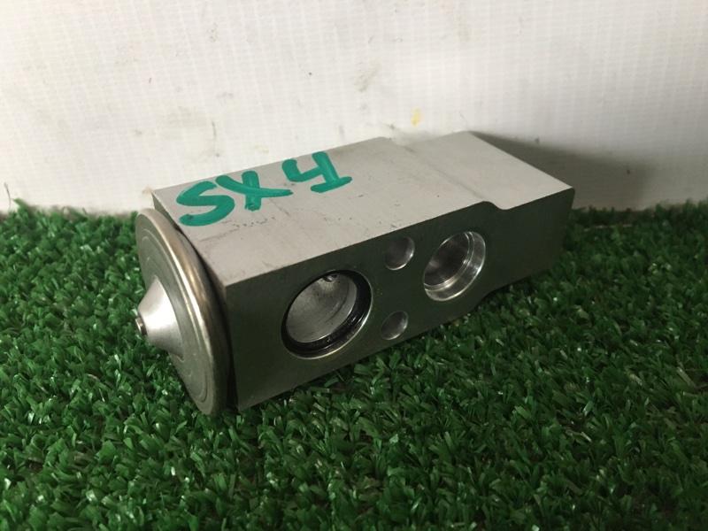 Клапан радиатора кондиционера Suzuki Sx4 YB41S J20A 2007 (б/у)