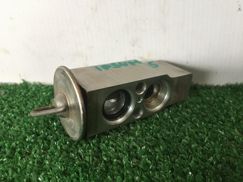 Клапан радиатора кондиционера Toyota Gaia SXM15 3SFE 1999 (б/у)