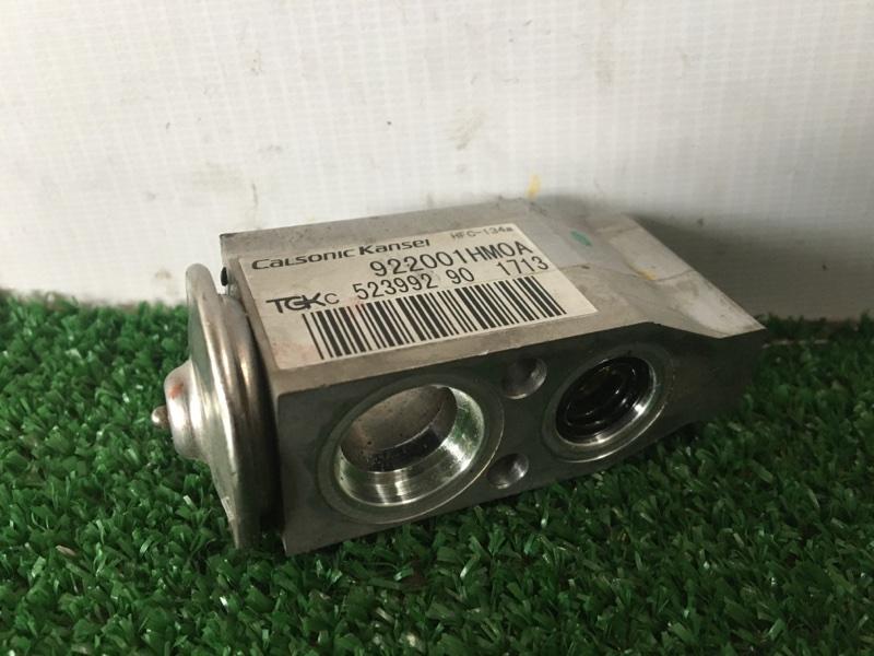 Клапан радиатора кондиционера Nissan Latio N17 HR12DE 2013 (б/у)