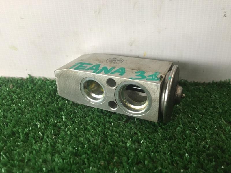 Клапан радиатора кондиционера Nissan Teana PJ31 VQ35DE 2004 (б/у)