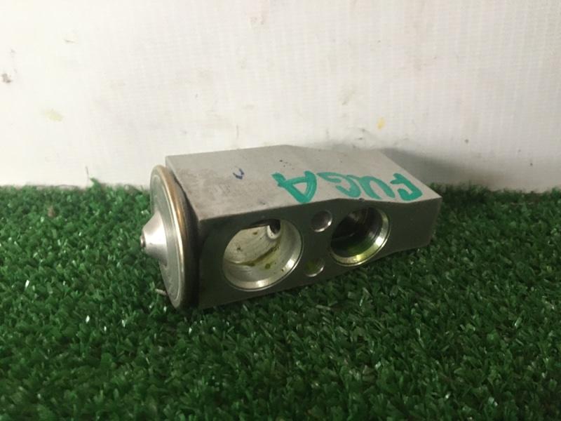 Клапан радиатора кондиционера Nissan Fuga KNY51 VQ37VHR 2013 (б/у)