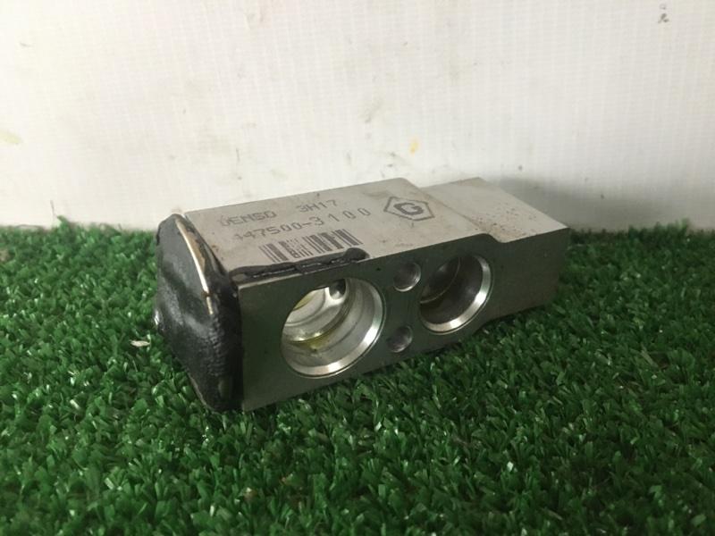 Клапан радиатора кондиционера Toyota Harrier GSU36 2GRFE 2006 (б/у)
