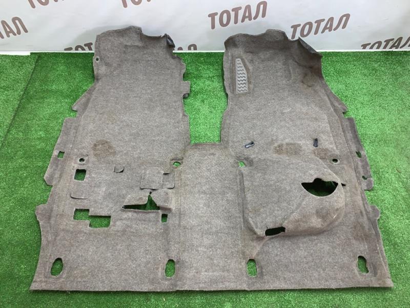 Обшивка пола Toyota Noah AZR65G 1AZFSE 2004 (б/у)