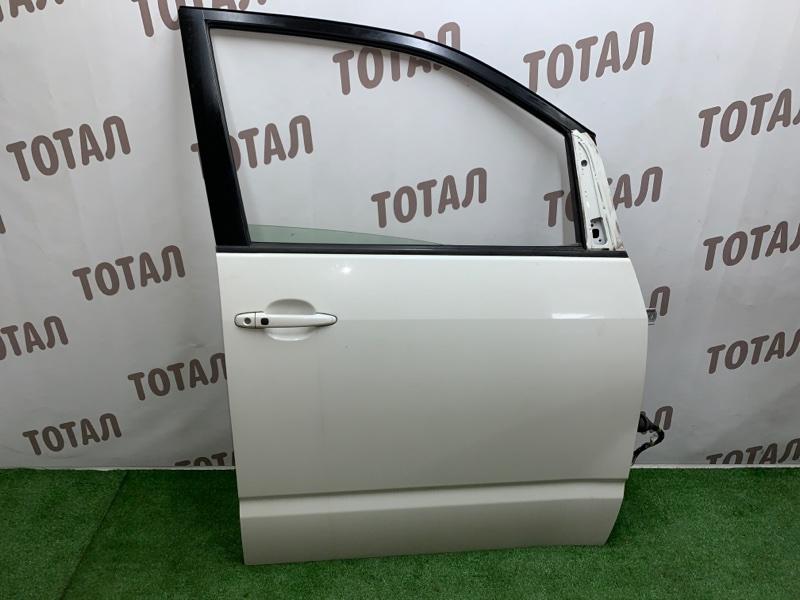 Дверь Toyota Noah AZR65G 1AZFSE 2004 передняя правая (б/у)