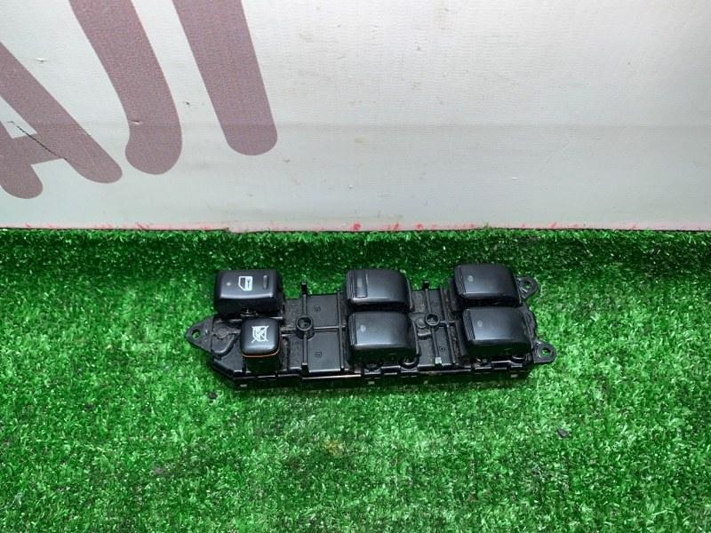 Блок упр. стеклоподьемниками Toyota Noah AZR65G 1AZFSE 2004 передний правый (б/у)