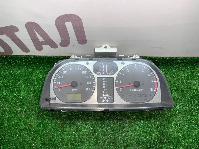 Спидометр Mitsubishi Pajero Io H76W 4G93 1999 (б/у)