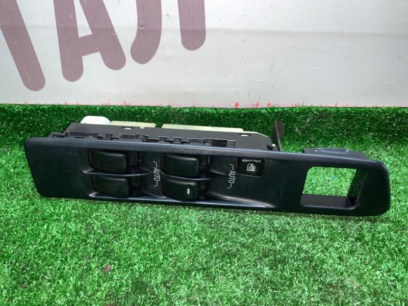 Блок упр. стеклоподьемниками Mitsubishi Pajero Io H76W 4G93 1999 передний правый (б/у)