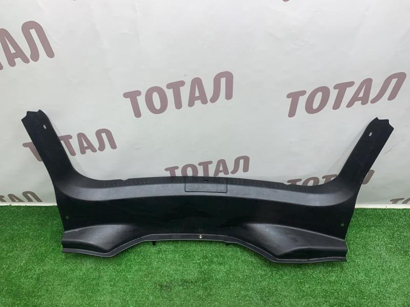 Планка под замок багажника Mazda Axela BK3P L3VDT 2006 (б/у)