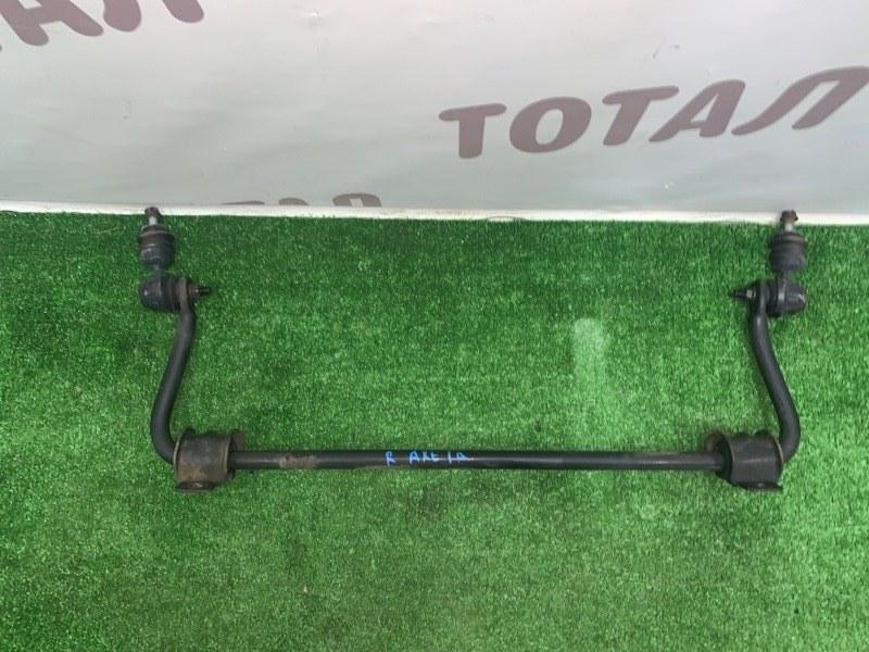 Стабилизатор Mazda Axela BK5P ZYVE 2006 задний (б/у)