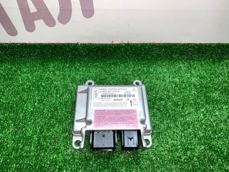 Блок управления airbag Mazda Axela BK3P L3VDT 2006 (б/у)