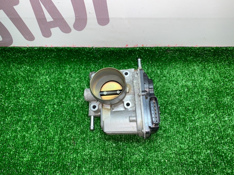 Блок дроссельной заслонки Mazda Axela BK5P ZYVE 2006 (б/у)