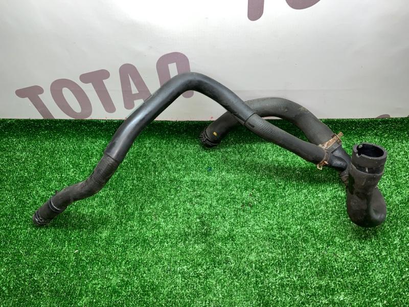 Патрубок радиатора Mazda Axela BK5P ZYVE 2006 верхний (б/у)