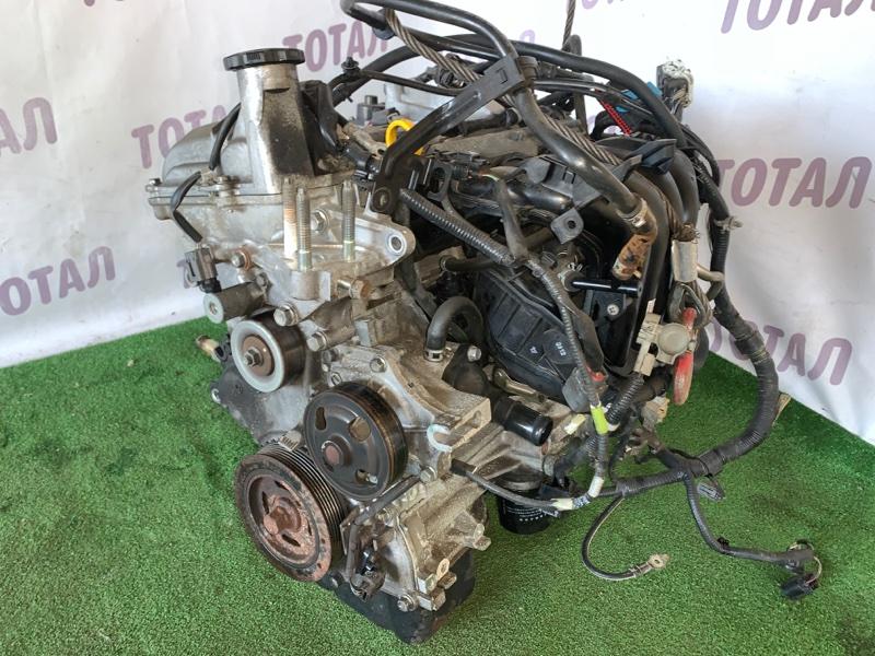 Двигатель Mazda Axela BK5P ZYVE 2006 (б/у)