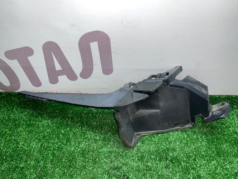 Уголок решетки под дворники Honda Fit GE6 L13A 2008 правый (б/у)