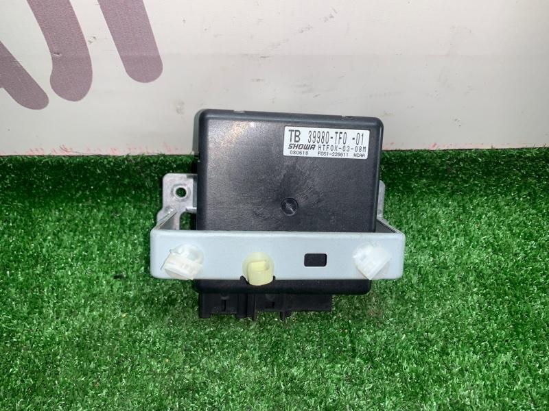 Блок управления рулевой рейкой Honda Fit GE6 L13A 2008 (б/у)