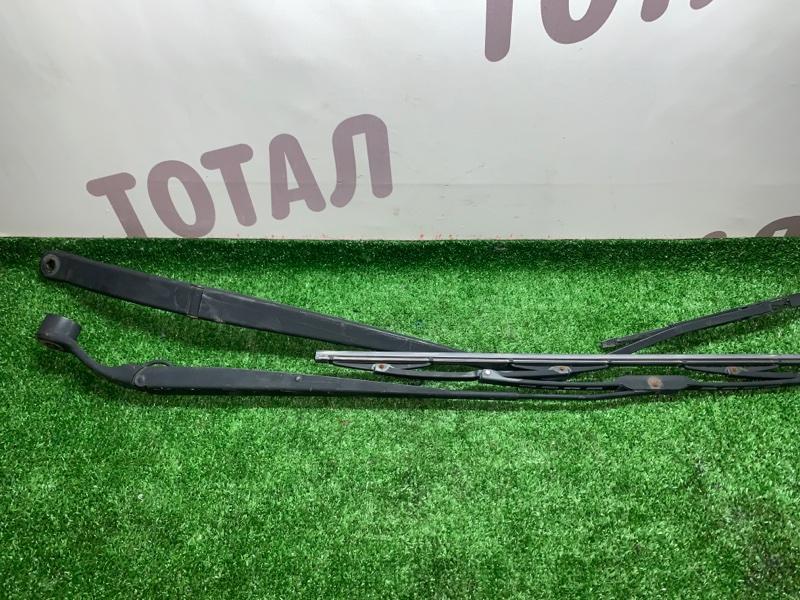 Держатель дворника Honda Fit GE6 L13A 2008 (б/у)