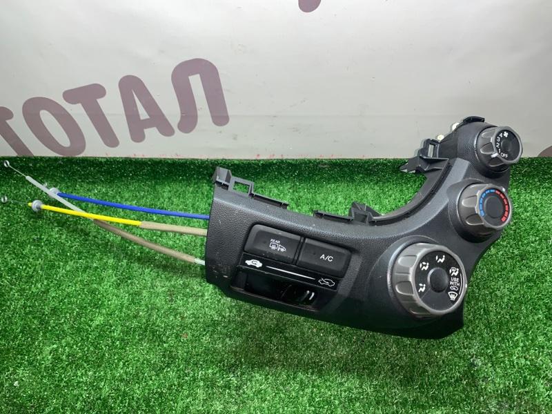 Блок управления климат-контролем Honda Fit GE6 L13A 2008 (б/у)