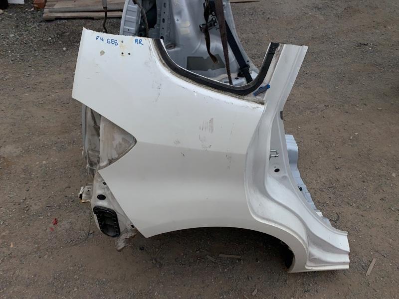 Крыло Honda Fit GE6 L13A 2008 заднее правое (б/у)