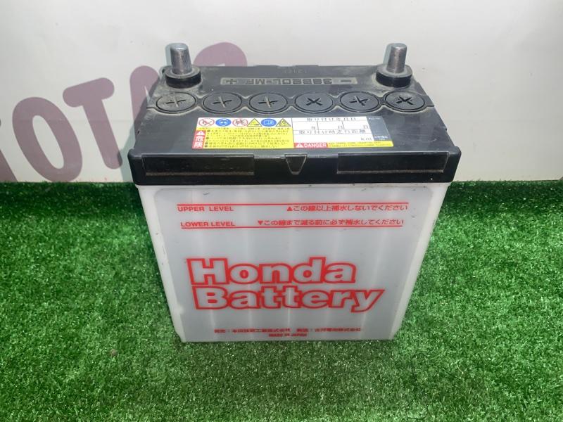 Аккумулятор Honda Fit GE6 L13A 2008 (б/у)