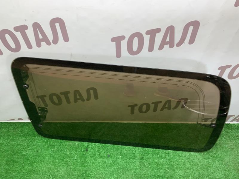 Стекло салона Toyota Granvia VCH16 5VZFE 2000 заднее левое (б/у)