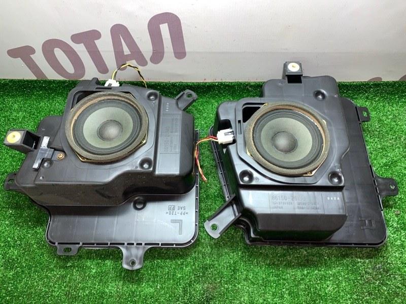 Динамики Toyota Grand Hiace VCH16 5VZ-FE 2000 задние (б/у)