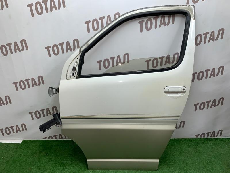 Дверь Toyota Grand Hiace VCH16 5VZFE 2000 передняя левая (б/у)