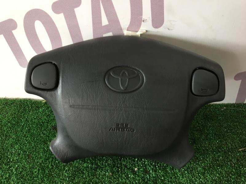 Аирбэг на руль Toyota Raum EXZ10 5EFE 2001 (б/у)