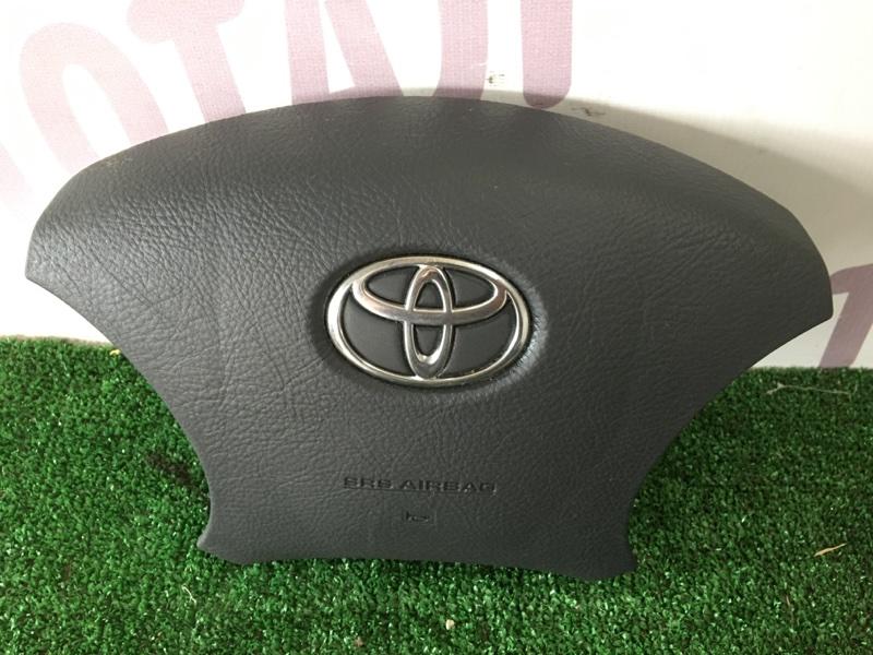 Аирбэг на руль Toyota Alphard ANH15 2AZFE 2003 (б/у)