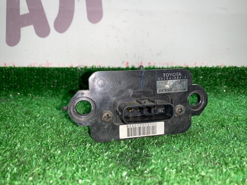 Датчик расхода воздуха Toyota Grand Hiace VCH16 5VZFE 2000 (б/у)