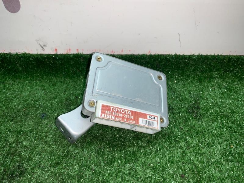 Блок управления abs Toyota Grand Hiace VCH16 5VZFE 2000 (б/у)