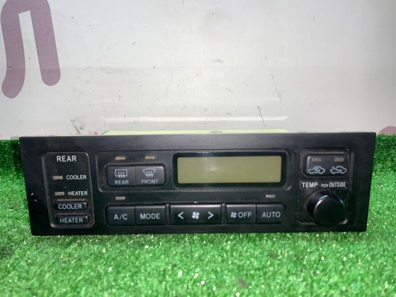 Блок управления климат-контролем Toyota Grand Hiace VCH16 5VZFE 2000 (б/у)