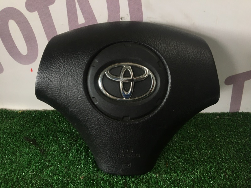 Аирбэг на руль Toyota Kluger MHU28 3MZFE 2005 (б/у)