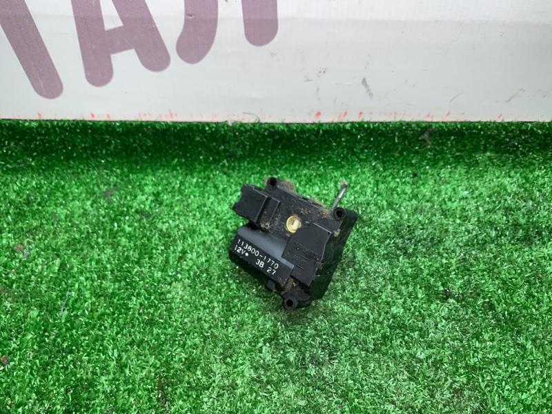 Сервопривод заслонок печки Toyota Granvia VCH16 5VZFE 2000 (б/у)