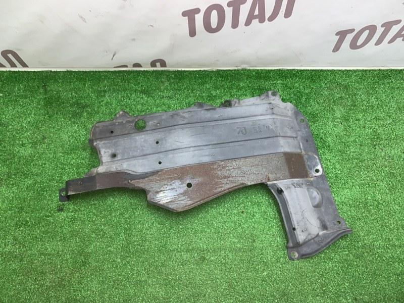 Защита двигателя Nissan Presage VNU30 YD25DDT 1998 правая нижняя (б/у)