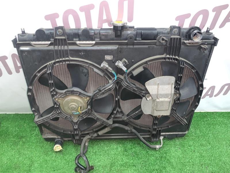 Радиатор двс Nissan Presage VNU30 YD25DDT 1998 (б/у)