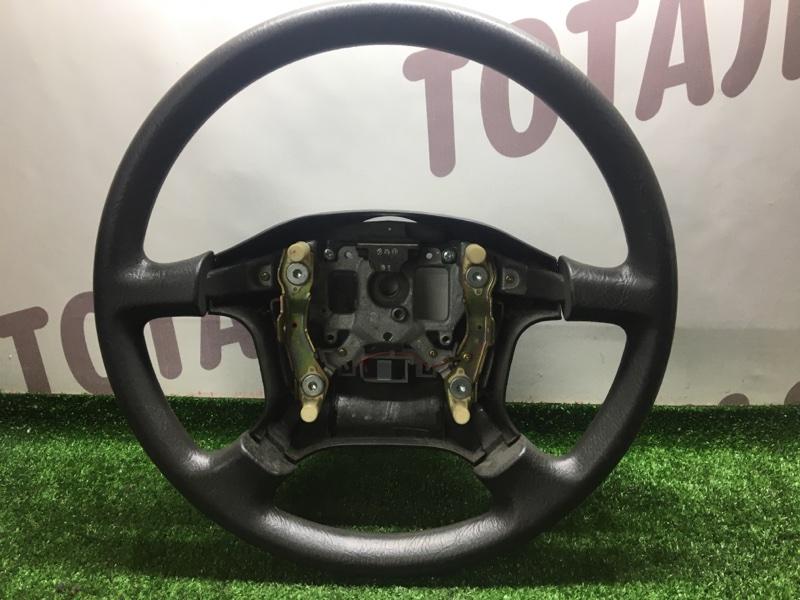 Руль Nissan Elgrand AVWE50 QD32ETI (б/у)