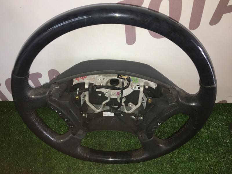 Руль Toyota Alphard ANH15 2AZFE 2003 (б/у)