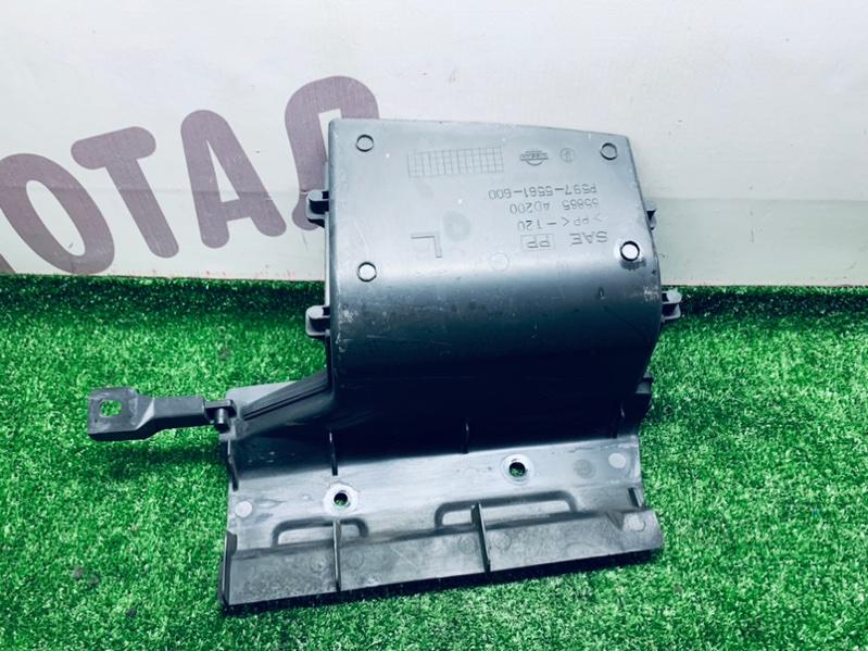 Воздухозаборник Nissan Presage VNU30 YD25DDT 1998 левый (б/у)