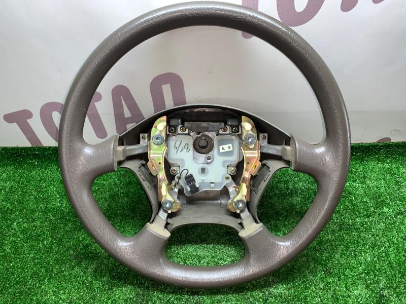 Руль Nissan Presage VNU30 YD25DDTI 1998 (б/у)