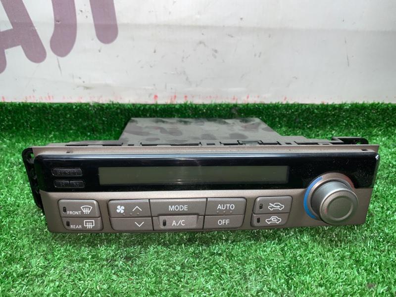 Блок управления климат-контролем Nissan Presage VNU30 YD25DDTI 1998 (б/у)