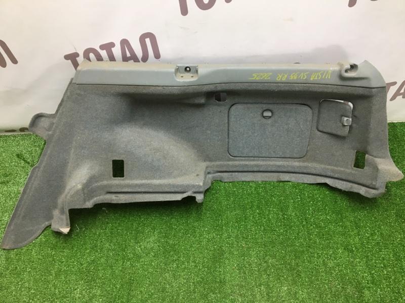 Обшивка багажника Toyota Vista Ardeo SV55 3SFE задняя правая нижняя (б/у)
