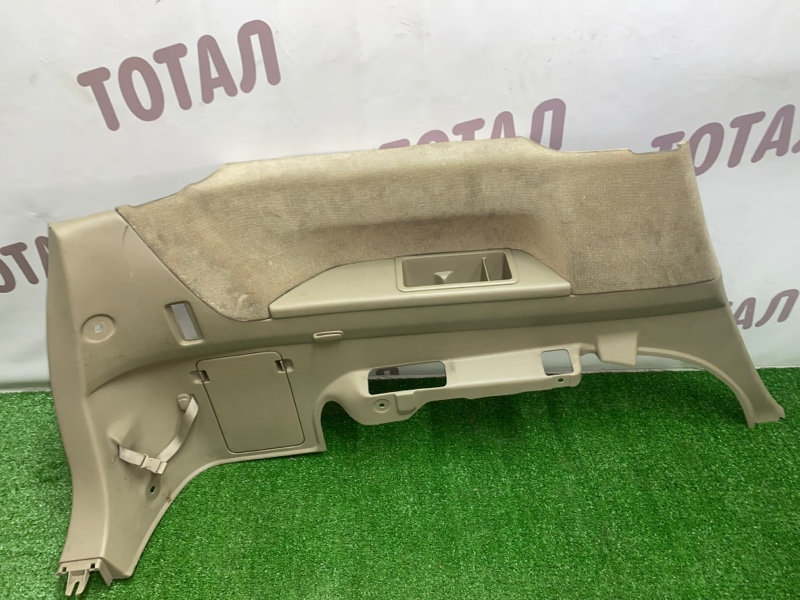 Обшивка багажника Nissan Presage VNU30 KA24DE 1998 левая (б/у)
