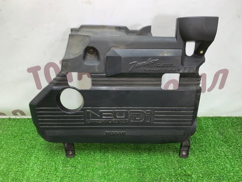 Декоративная крышка двигателя Nissan Presage VNU30 YD25DDT 1998 (б/у)
