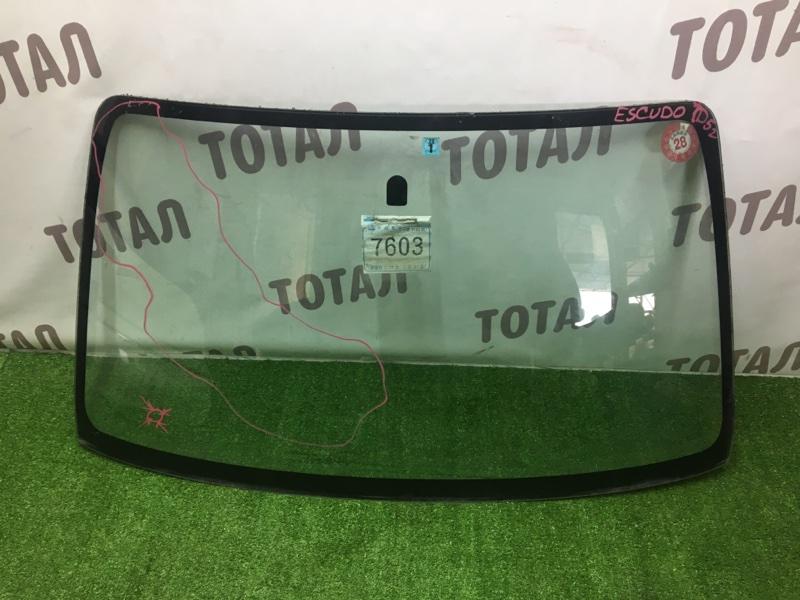 Лобовое стекло Suzuki Escudo TD52W J20A (б/у)