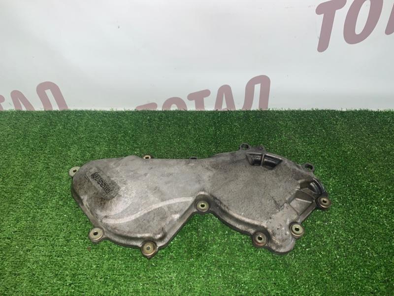 Лобовина двигателя Nissan Presage VNU30 YD25DDT 1998 (б/у)