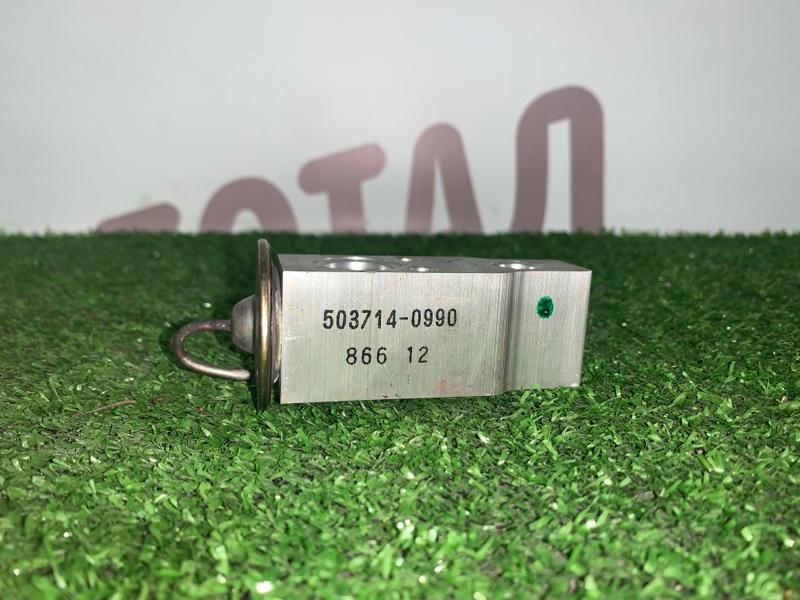 Клапан радиатора кондиционера Nissan Presage VNU30 YD25DDT 1998 (б/у)