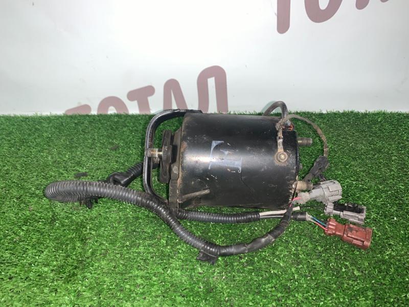 Подушка двигателя Nissan Presage VNU30 YD25DDT 1998 передняя (б/у)