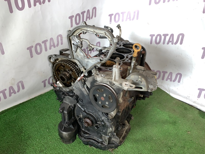 Блок двигателя Nissan Presage VNU30 YD25DDT 1998 (б/у)