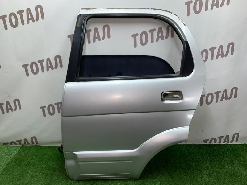 Дверь Daihatsu Terios J100G HC-EJ 1997 задняя левая (б/у)